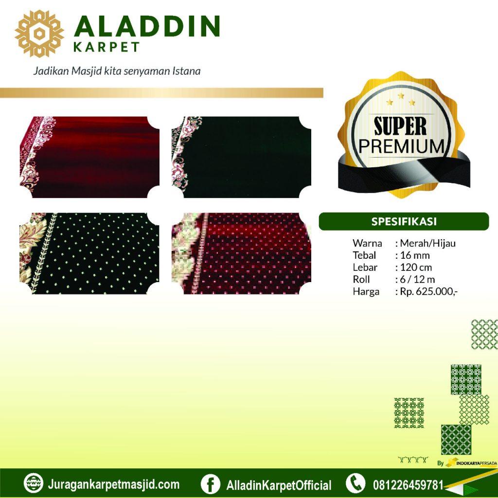 Harga karpet masjid truki