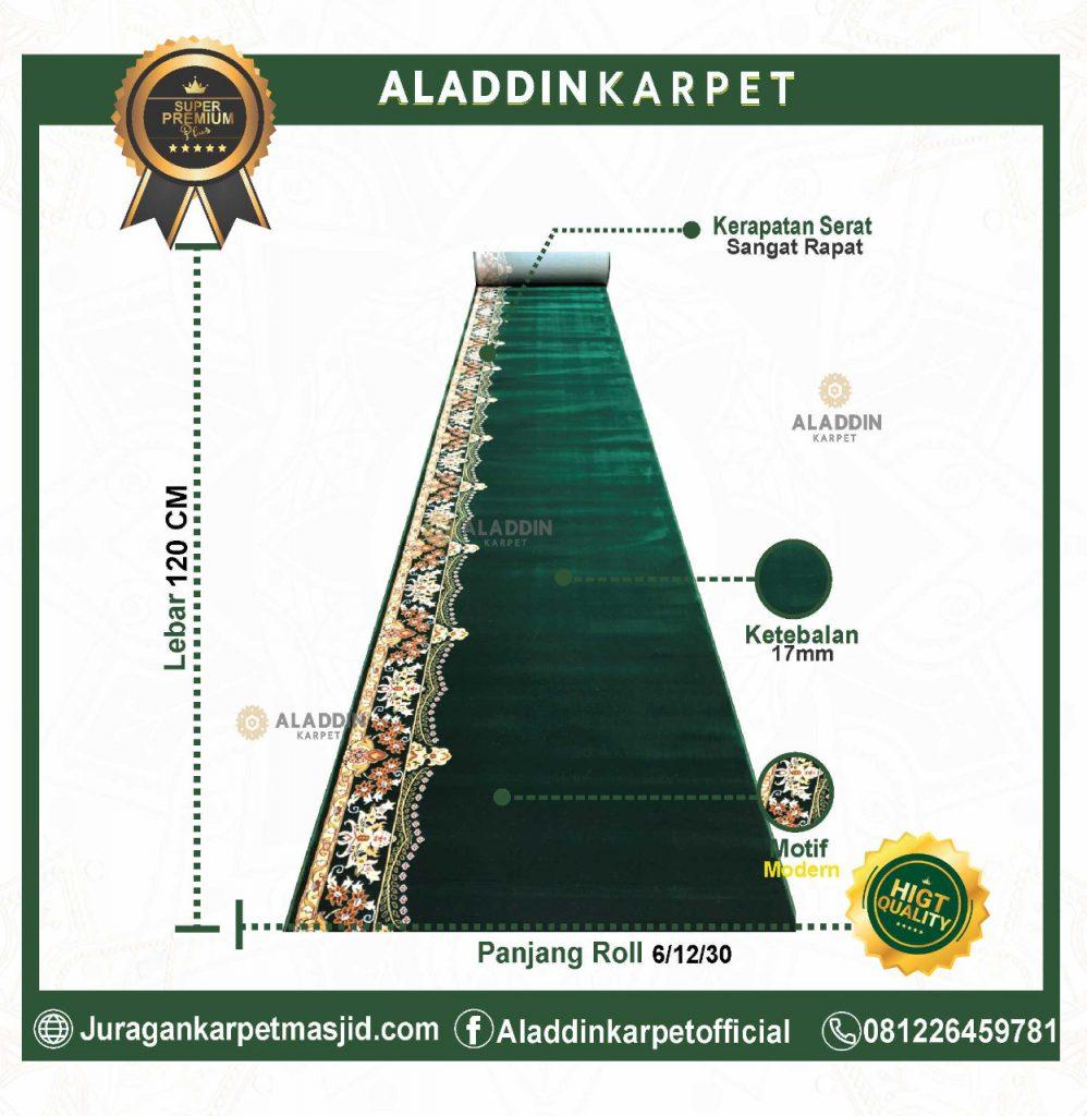 Karpet Masjid Tipe Super Premium Plus, Grosir Karpet Masjid Turki