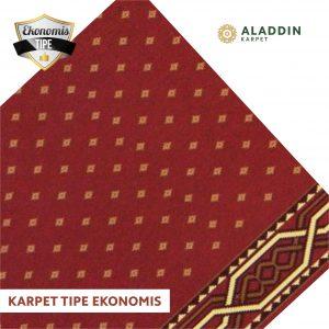 tipe karpet ekonomis, Grosir Karpet Masjid Termurah