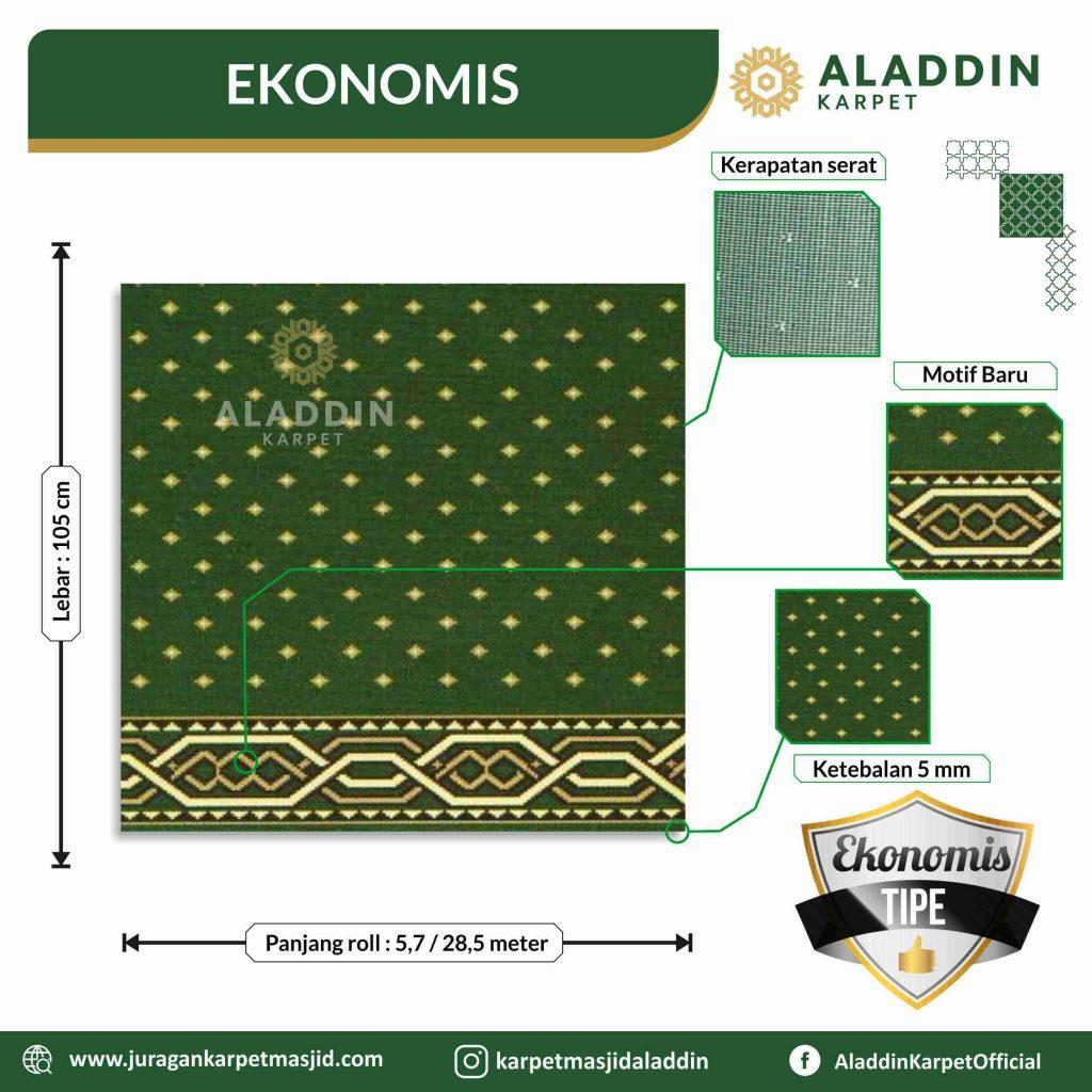 Karpet masjid ekonomis di gunungkidul