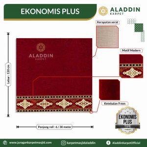 karpet masjid tipe ekonomis plus
