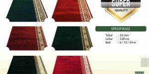 jual karpet masjid terlengkap di yogyakarta