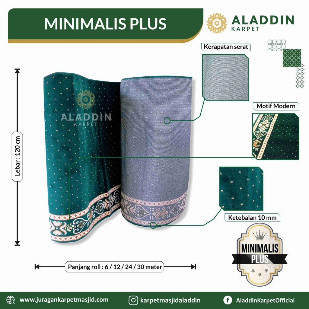karpet masjid minimalis plus
